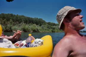 Tubing in Chico