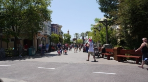 Disneyland - California Adventure 2012
