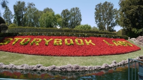 Disneyland - Storybook Land 2012
