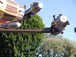 Disneyland - Tomorrowland 2012