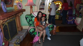 Disneyland - Mickey's Toontown 2012